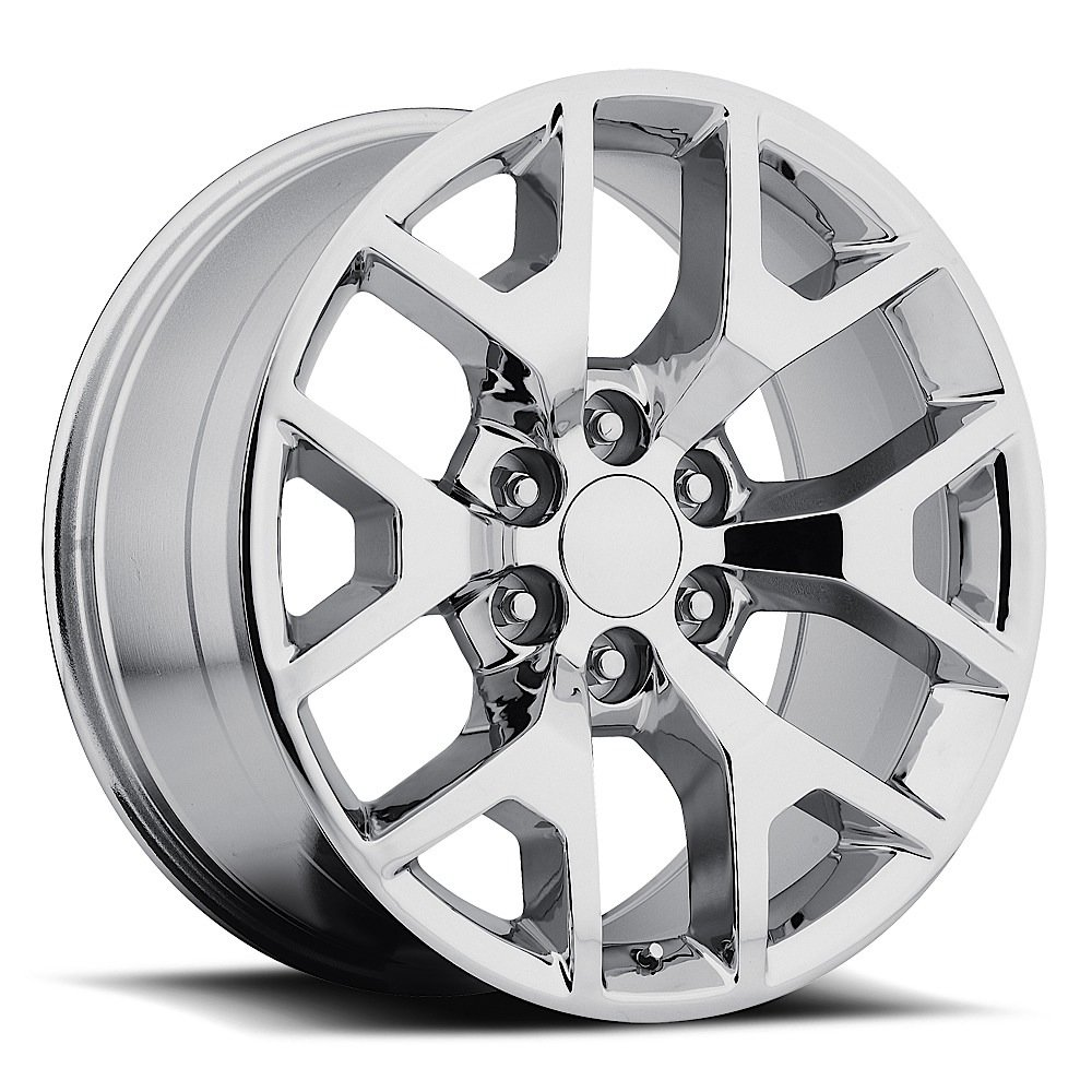 Gmc Sierra Replica Wheels Fr 44 Factory Reproductions