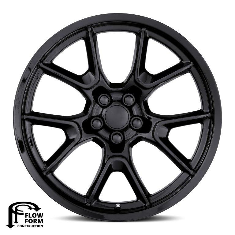 FR66-2095-5lug-Gloss-Black-02-50th-Anniversary-factory-reproductions-wheels-rims-face-1500