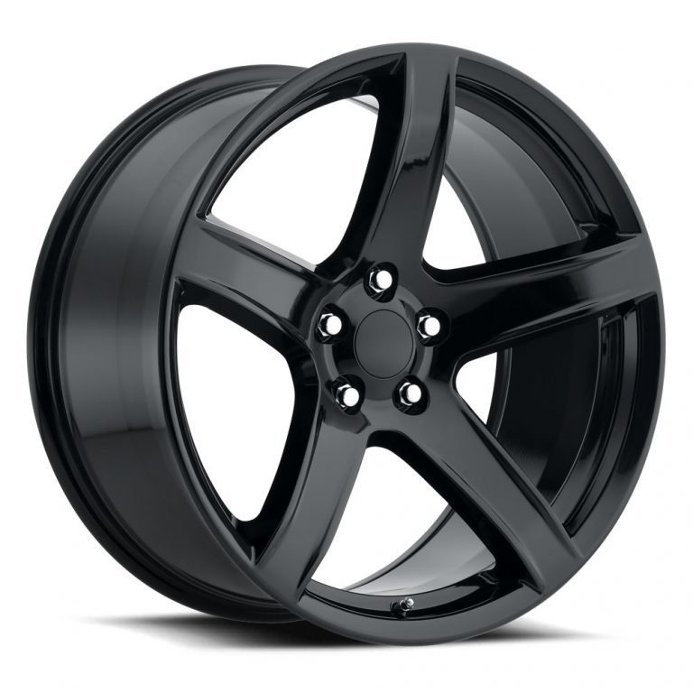 FR77 Gloss-Black Web