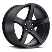 FR77 Satin-Black Web