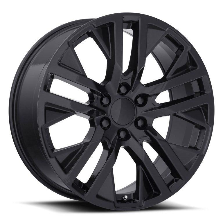 FR96-2290-6lug-Gloss-Black-02-GMC-Escalade-12-spoke-factory-reproductions-wheels-rims-std-1500