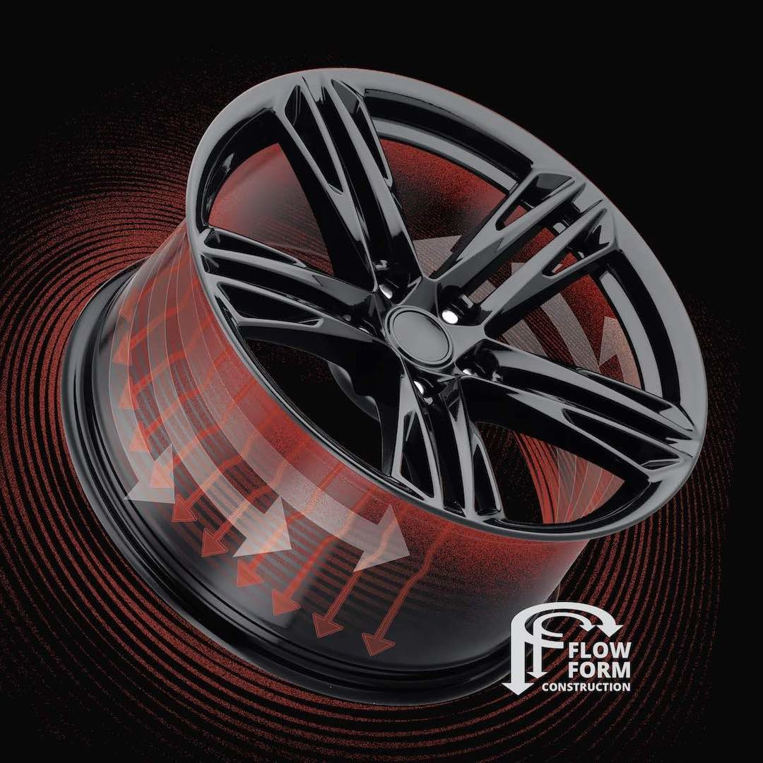 Factory Reproductions Flow Form Wheels