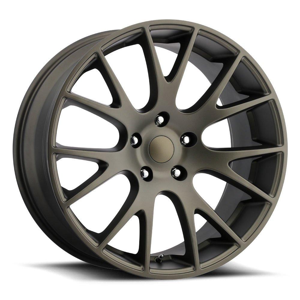 Dodge Ram Hellcat Replica Wheels Fr 70 Factory Reproductions