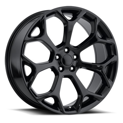 FactoryReproductions_300C_wheel_5lug_gloss-black_22x9-500