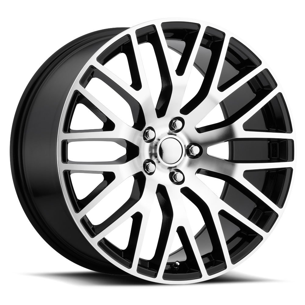 Ford Mustang Rims >> Fr 54 Ford Mustang Performance Replica Wheels