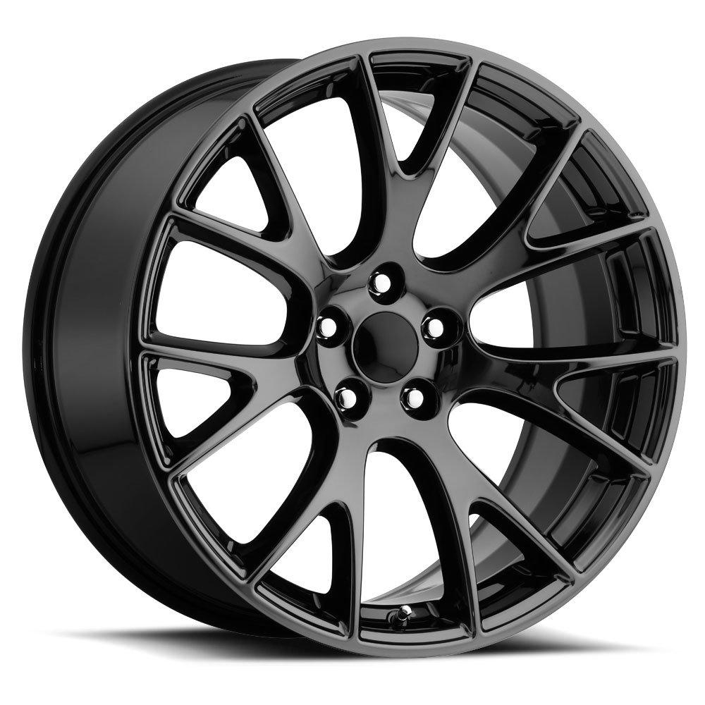 Dodge Hellcat Replica Wheels Fr 70 Factory Reproductions