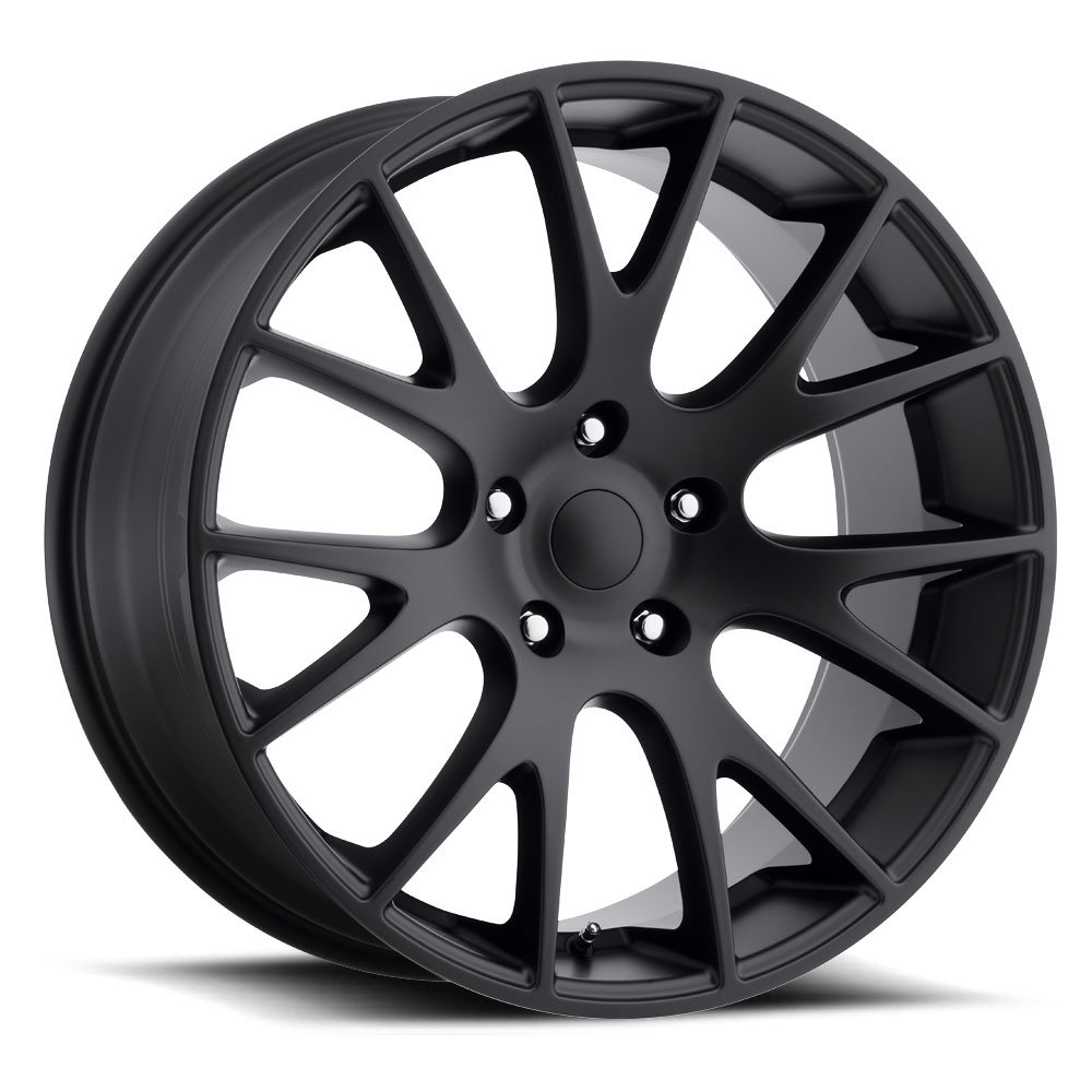 Dodge Ram Rims >> Fr 70 Dodge Ram Hellcat Replica Wheels