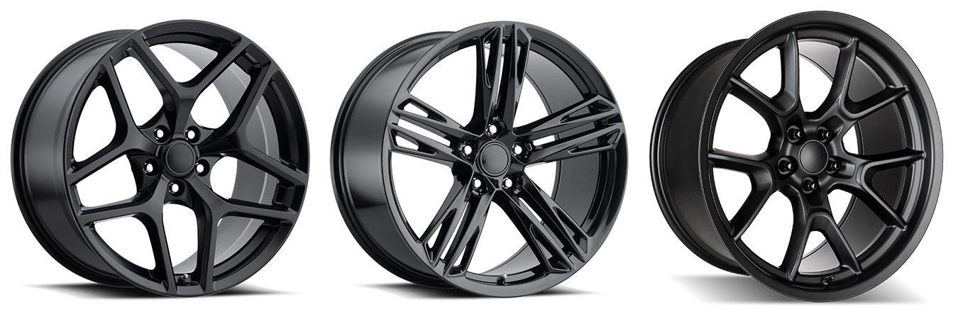 Dodge, hellcat, rims, wheels, Chevy, Camaro, Chevrolet, replica, factory reproductions