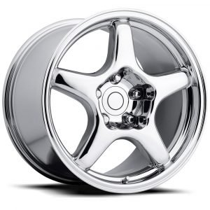 Factory Reproductions: Quality Selection of Replica OEM Wheels