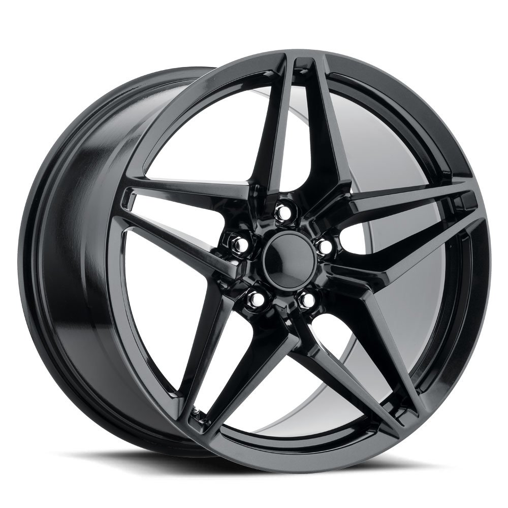 C7 Zr1 Corvette Replica Wheels Fr 29 Factory Reproductions